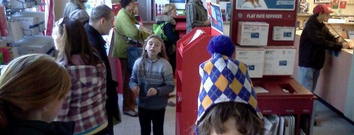 US Post Office is one of Cassidy'in Beğendiği Mekanlar.