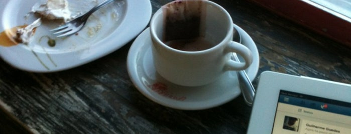 Tottas Café & Mistura is one of André 님이 좋아한 장소.