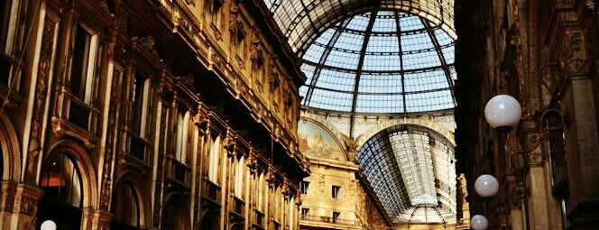Galleria Vittorio Emanuele II is one of Favorites.