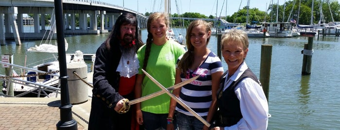 Black Beard Pirate Festival is one of Virginia Jaunts.