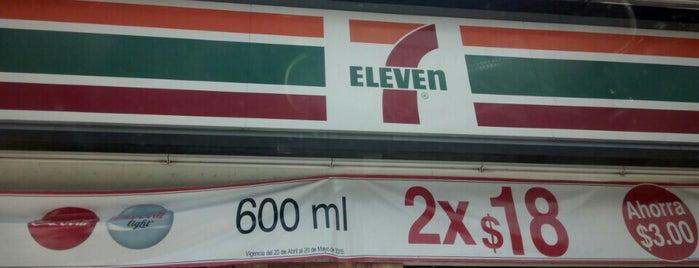 7- Eleven is one of Catador 님이 좋아한 장소.
