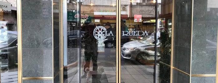 Confitería La Rueda is one of สถานที่ที่ Marco ถูกใจ.