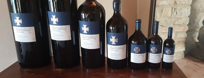 Fontodi is one of Toscana 2017.