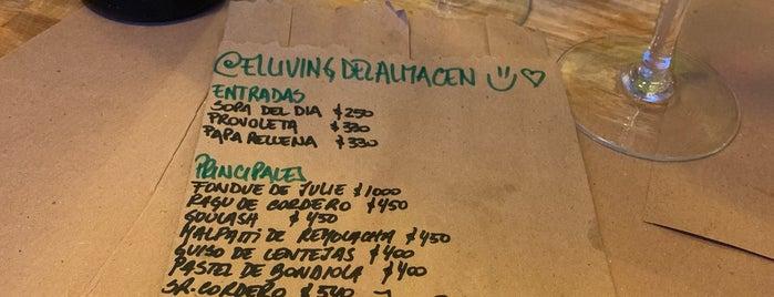 El Living Del Almacen is one of Bariloche.
