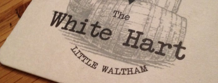 The White Hart is one of Locais curtidos por Carl.