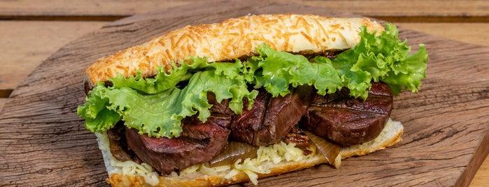 Gango's Sanduíches Gourmet is one of Restaurantes.