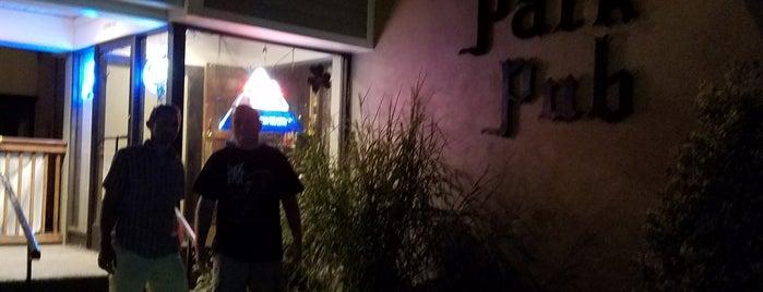 Park Pub is one of สถานที่ที่บันทึกไว้ของ Chris.