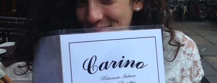 Carino on 2nd is one of Tuesday food deals.