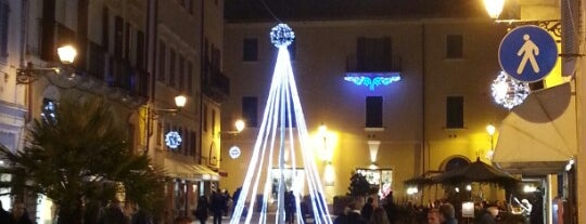 Piazza Civica is one of SARDEGNA - ITALY.