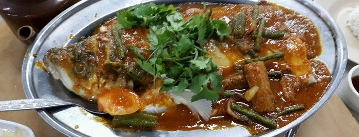 Mun Kee Steam Fish Head 文记鱼头王蒸鱼头 is one of KL Food.