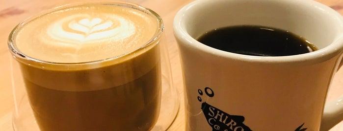 SHIROUZU COFFEE 警固店 is one of Fukuoka.
