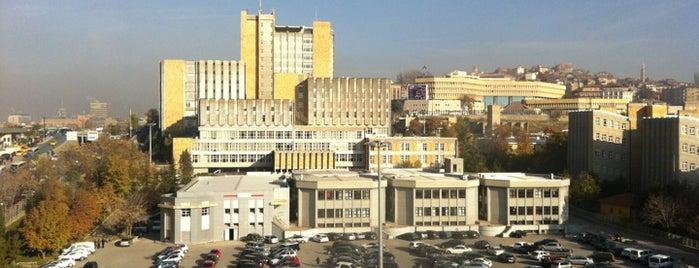 Hacettepe Üniversitesi Tıp Fakültesi is one of Mufide'nin Beğendiği Mekanlar.