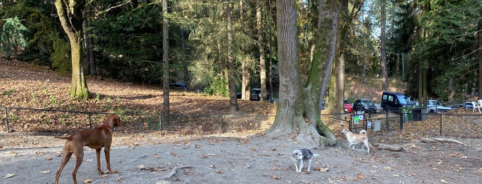 Woodland Park Off-Leash Area is one of Dog Parks.