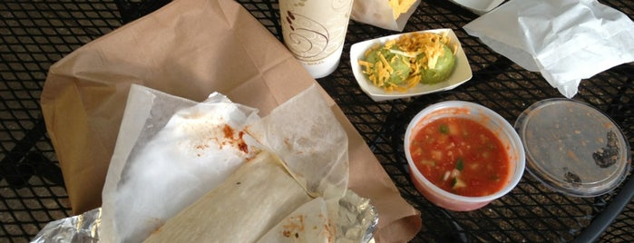 Burrito Brothers Taco Company is one of Gainesville Restaurants.