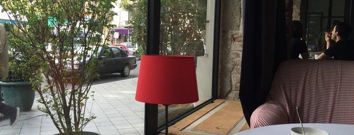 Literaturuli Café is one of Lieux qui ont plu à Evren.