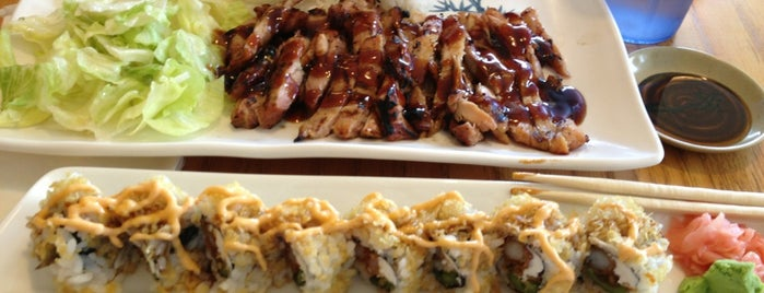 Himitsu Sushi & Teriyaki is one of Lilli's Liked Places.