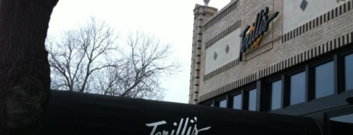 Terilli's is one of Texas Time.