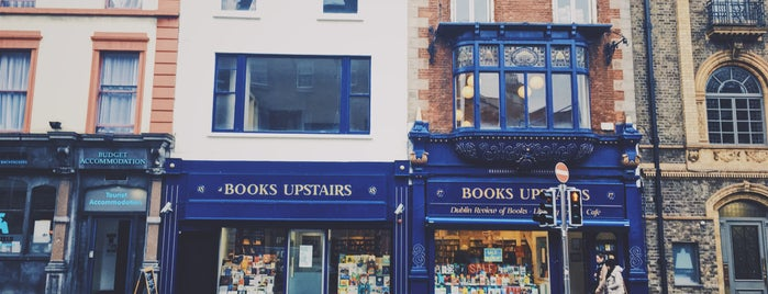 Books Upstairs is one of Dublin.