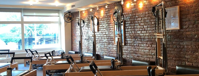 Uptown Pilates on 6th Ave is one of Fitness!.