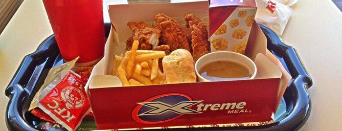 KFC is one of Ankara - My Favorites.