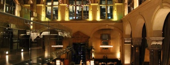 Galvin La Chapelle is one of DINNER LONDON.
