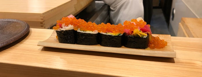 Ranmaru is one of Tokyo Sushi.