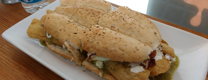 Las Salseadas is one of TORTAS & SANDWICH.