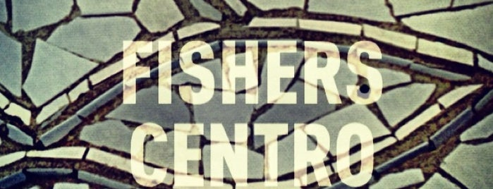 Fisher's Centro is one of Locais curtidos por Gyn.