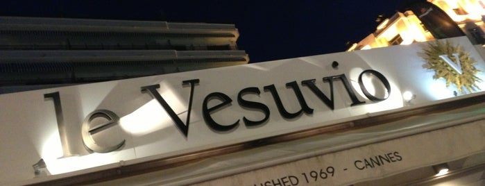 Le Vesuvio is one of Favourites.