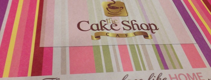 The Cake Shop Lounge is one of Gespeicherte Orte von Daria.