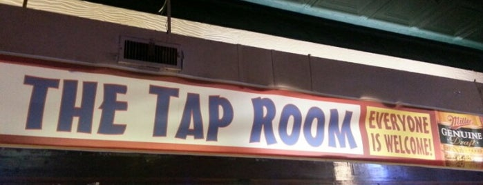 The Tap Room is one of Chicago Bar Project.
