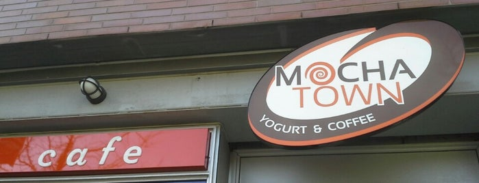 Mocha Town is one of NwK Coffee.