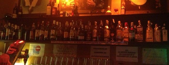 El Refugio de Madrid is one of mad copas cocktail.