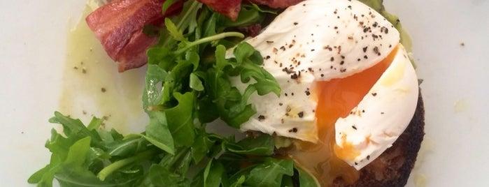 Lantana Cafe is one of Breakfast/Brunch in London.
