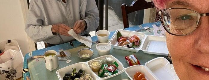 Sushi Imari is one of Locais curtidos por Jason.
