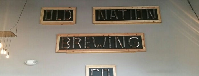 Old Nation Brewing Co. is one of Michigan.