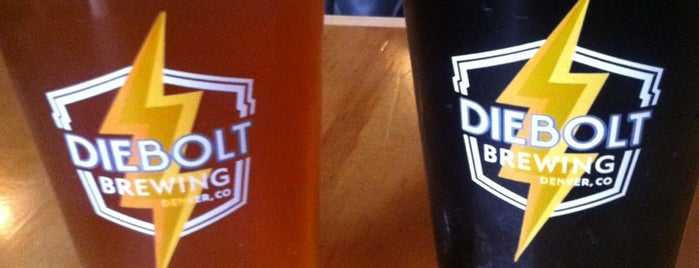 Diebolt Brewing Co. is one of Colorado Breweries.