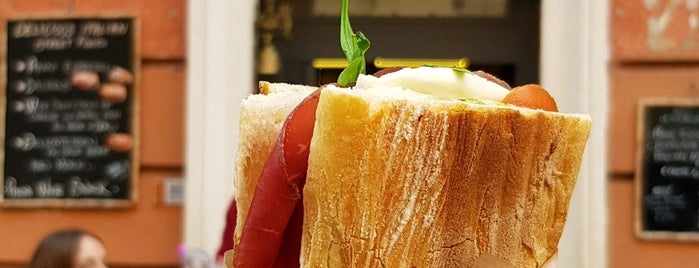 Panino Divino is one of Rome.