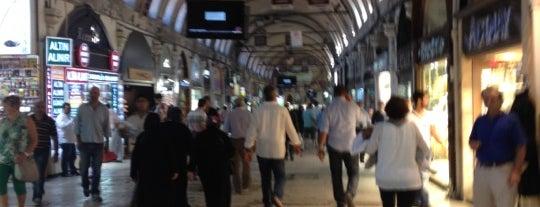 カパルチャルシュ is one of Istanbul places to visit.