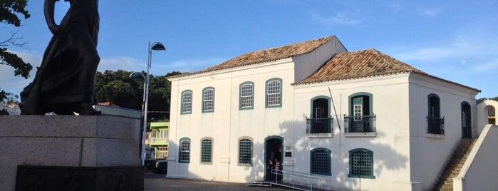 Museu Anita Garibaldi is one of Lugares favoritos de M.a..