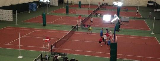 Академия тенниса Александра Островского is one of Living in Khimki.