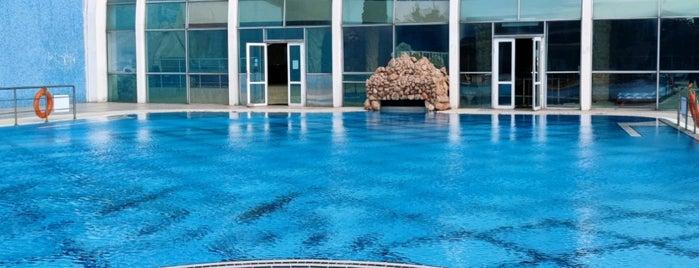 Respect Hall Pool Lounge is one of Локации.