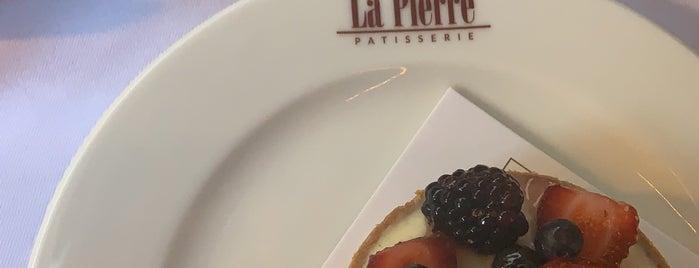 La Pierre Patisserie is one of istanbul avrupa git2.
