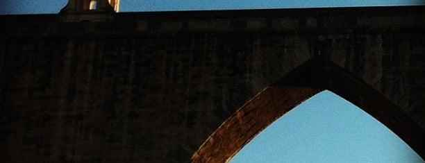 Aqueduto das Águas Livres is one of 101 coisas para fazer em Lisboa antes de morrer.