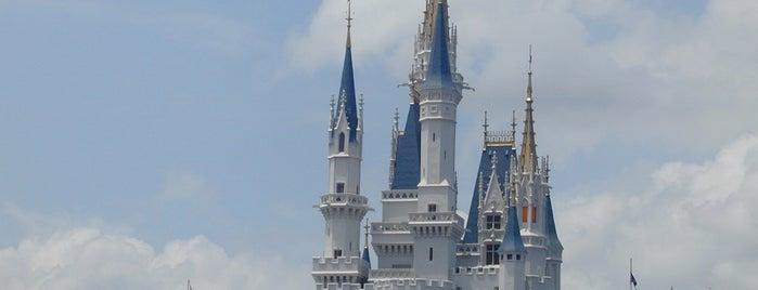 Tokyo Disneyland is one of Kazu'nun Beğendiği Mekanlar.