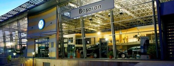 Audi Başaran Otomotiv is one of Lugares favoritos de Haydar.