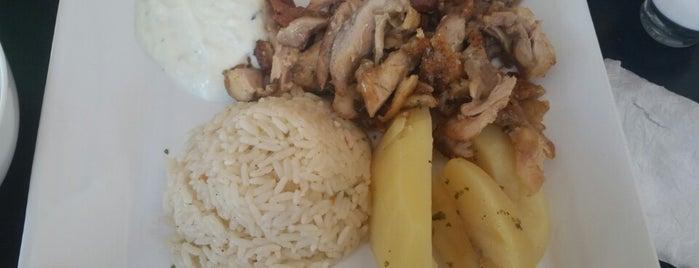O Grego is one of Brasília - almoço com bom custo benefício.