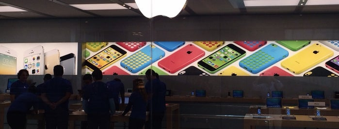 Apple VillageMall is one of Lu 님이 좋아한 장소.