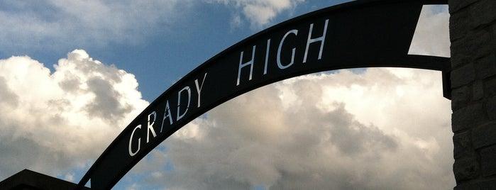 Grady Stadium is one of Jason 님이 좋아한 장소.