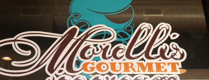 Morelli's Gourmet Ice Cream is one of Atlanta.